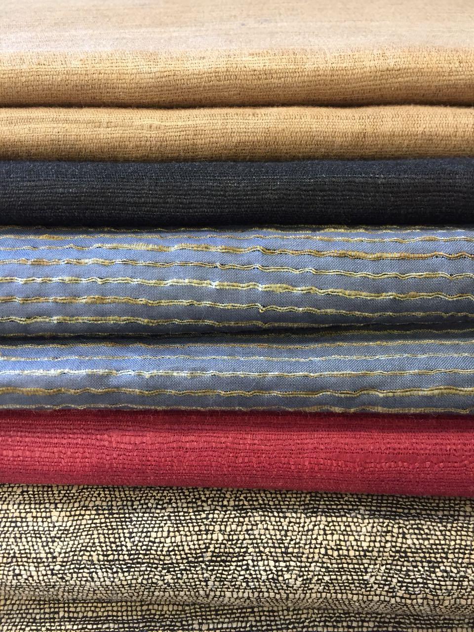 Handwoven Silk Fabrics