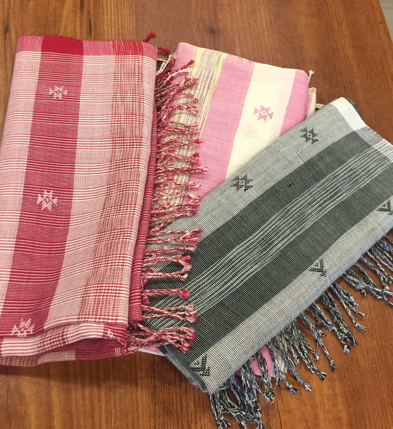 Handcrafted Kutch Cotton Stoles